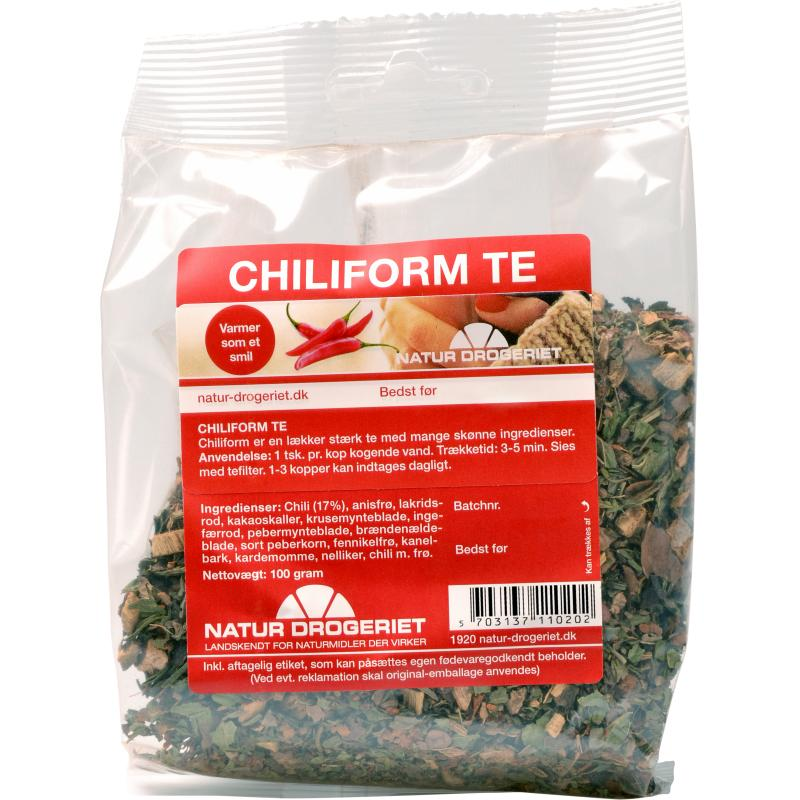 Chiliform te 100 g
